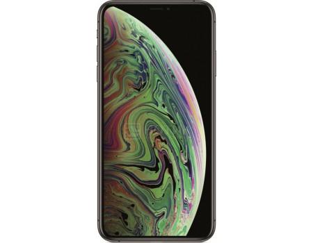 "Фотография товара смартфон Apple iPhone XS Max 256Gb Space Gray (iOS 12/A12 Bionic 2490MHz/6.5"" 2688x1242/4096Mb/256Gb/4G LTE ) [MT532RU/A] (62542)"