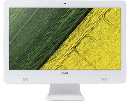Фотография товара моноблок Acer Aspire C20-820 (19.50 TN (LED)/ Celeron Dual Core J3060 1600MHz/ 4096Mb/ HDD 500Gb/ Intel HD Graphics 400 64Mb) Linux OS [DQ.BC4ER.001] (62563)