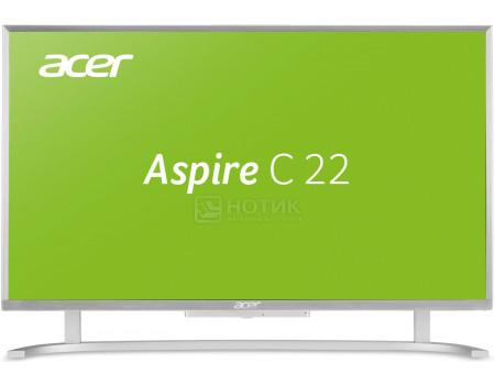 Фотография товара моноблок Acer Aspire C22-720 (21.50 TN (LED)/ Celeron Dual Core J3060 1600MHz/ 4096Mb/ HDD 1000Gb/ Intel HD Graphics 400 64Mb) Free DOS [DQ.B7AER.010] (62567)
