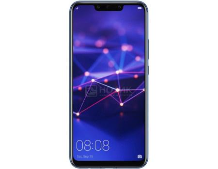 "Смартфон Huawei Mate 20 Lite Dual Sim Blue (Android 8.1 (Oreo)/Kirin 710 2200MHz/6.3"" 2340x1080/4096Mb/64Gb/4G LTE ) [HU51092QTX_CH]"