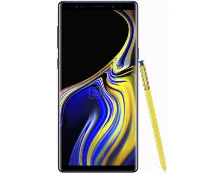 """Фотография товара смартфон Samsung Galaxy Note 9 128Gb SM-N960FZ Ocean Blue (Android 8.1 (Oreo)/Exynos 9810 2700MHz/6.40"""" 2960х1440/6144Mb/128Gb/4G LTE ) [SM-N960FZBDSER] (62748)"""