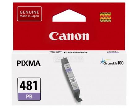 Фотография товара картридж струйный Canon CLI-481 PB 2102C001 фото голубой для Canon Pixma TS8140TS/ TS9140 (62792)