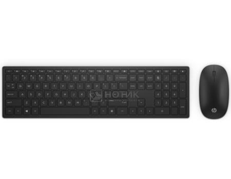 Комплект беспроводной клавиатура+мышь HP Pavilion Wireless Keyboard and Mouse 800, Черный 4CE99AA