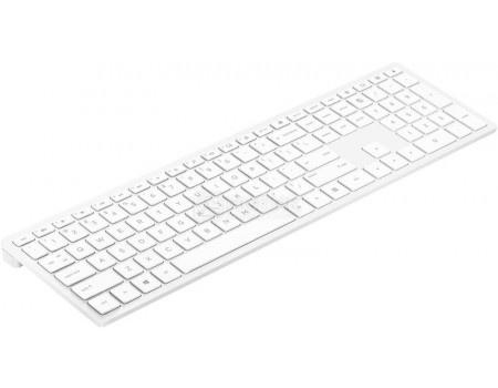 Клавиатура беспроводная HP Pavilion Wireless Keyboard 600, Белый 4CF02AA фото