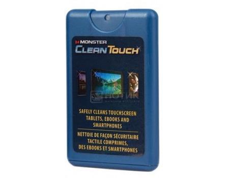 Фотография товара чистящий набор Monster CleanTouch for Touchscreen Tablets, eBooks and Smartphones 20мл, Синий 132802-00 (62919)