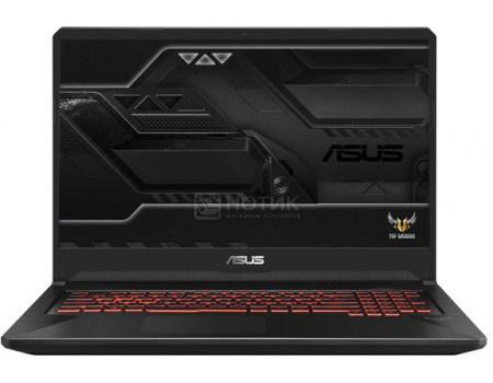 Фотография товара ноутбук ASUS TUF Gaming FX705GD-EW082 (17.30 IPS (LED)/ Core i7 8750H 2200MHz/ 8192Mb/ HDD+SSD 1000Gb/ NVIDIA GeForce® GTX 1050 4096Mb) Без ОС [90NR0112-M02930] (62959)