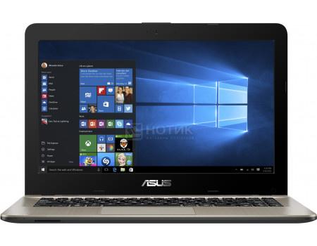 Фотография товара ноутбук ASUS VivoBook Max X441UA-WX146T (14.00 TN (LED)/ Core i3 6006U 2000MHz/ 4096Mb/ HDD 1000Gb/ Intel HD Graphics 520 64Mb) MS Windows 10 Home (64-bit) [90NB0C91-M08090] (62982)
