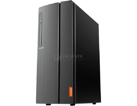 Системный блок Lenovo IdeaCentre 510-15 TWR (0.00 / Core i5 8400 2800MHz/ 8192Mb/ HDD+SSD 1000Gb/ NVIDIA GeForce® GTX 1050Ti 4096Mb) MS Windows 10 Home (64-bit) [90HU006HRS]