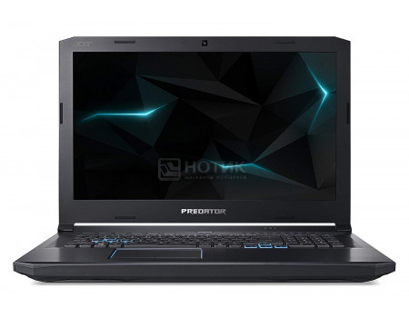 Фотография товара ноутбук Acer Predator Helios 500 PH517-61-R3R9 (17.30 IPS (LED)/ Ryzen 5 2600 3400MHz/ 16384Mb/ HDD+SSD 1000Gb/ AMD Radeon RX Vega 56 8192Mb) MS Windows 10 Home (64-bit) [NH.Q3GER.005] (63014)