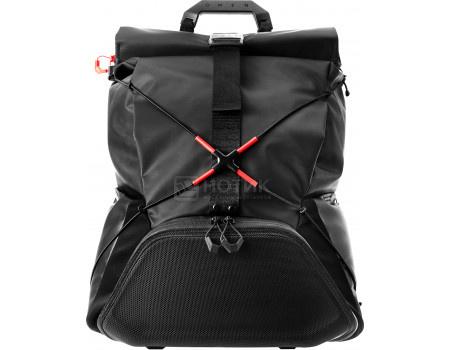 """Фотография товара рюкзак 17,3"""" HP OMEN X Transceptor Backpack 3KJ69AA, Нейлон, Черный (63107)"""