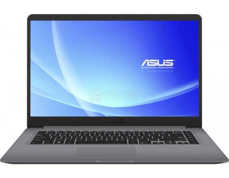 Ультрабук ASUS VivoBook S15 S510UN-BQ193 (15.60 IPS (LED)/ Core i3 7100U 2400MHz/ 6144Mb/ HDD 1000Gb/ NVIDIA GeForce® MX150 2048Mb) Endless OS [90NB0GS5-M02700] фото