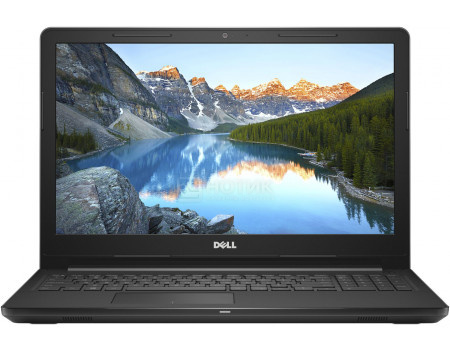 Фотография товара ноутбук Dell Inspiron 3573 (15.60 TN (LED)/ Celeron Dual Core N4000 1100MHz/ 4096Mb/ HDD 500Gb/ Intel UHD Graphics 600 64Mb) MS Windows 10 Home (64-bit) [3573-6038] (63219)