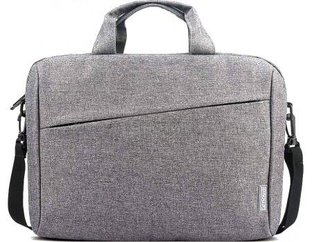 "Фотография товара сумка 15.6"" Lenovo Casual Toploader T210, Полиэстер, Серый GX40Q17231 (63239)"