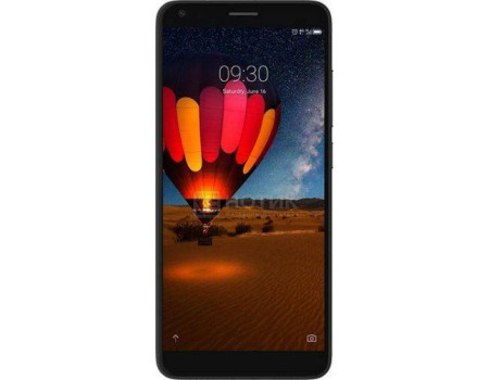 Смартфон ZTE Blade V9 Vita 16Gb Black (Android 8.1 (Oreo)/MSM8940 1800MHz/5.45