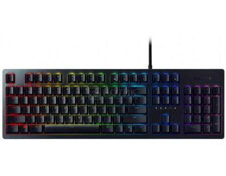Фотография товара клавиатура проводная Razer Huntsman, USB, Черный RZ03-02521100-R3R1 (63455)