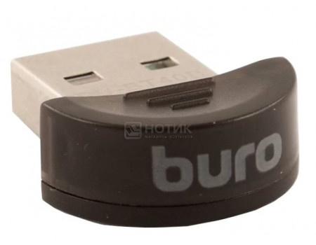 Фотография товара адаптер Bluetooth Buro BU-BT40B Bluetooth до 3 Мбит/сек, Черный (63486)