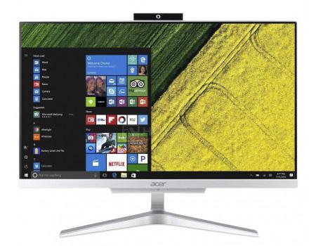 Фотография товара моноблок Acer Aspire C24-865 (23.80 IPS (LED)/ Core i3 8130U 2200MHz/ 4096Mb/ HDD 500Gb/ Intel UHD Graphics 620 64Mb) MS Windows 10 Home (64-bit) [DQ.BBTER.001] (63492)