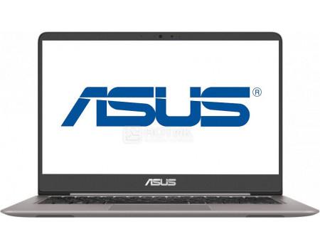 Ультрабук ASUS Zenbook UX410UA-GV503T (14.00 IPS (LED)/ Core i3 8130U 2200MHz/ 4096Mb/ SSD / Intel UHD Graphics 620 64Mb) MS Windows 10 Home (64-bit) [90NB0DL3-M10950]