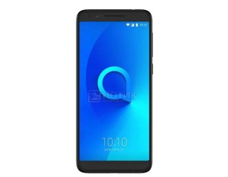 "Фотография товара смартфон Alcatel 3L 5034D Black (Android 8.1 (Oreo)/MT6739 1300MHz/5.50"" 1440x720/2048Mb/16Gb/4G LTE ) [5034D-2AALRU7] (63522)"
