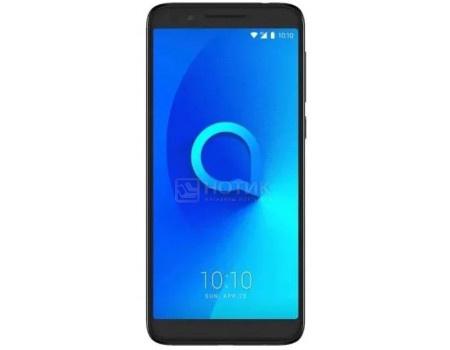 """Фотография товара смартфон Alcatel 3L 5034D Blue (Android 8.1 (Oreo)/MT6739 1300MHz/5.50"""" 1440x720/2048Mb/16Gb/4G LTE ) [5034D-2BALRU7] (63523)"""