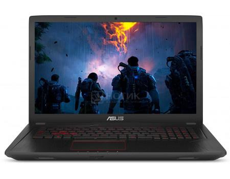 Ноутбук ASUS FX753VD-GC128 (17.30 IPS (LED)/ Core i7 7700HQ 2800MHz/ 8192Mb/ HDD+SSD 1000Gb/ NVIDIA GeForce® GTX 1050 2048Mb) Endless OS [90NB0DM3-M09520]