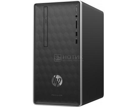 Фотография товара системный блок HP Pavilion 590-a0003ur (0.00 / A6-Series E2-9000 1800MHz/ 4096Mb/ HDD 500Gb/ AMD Radeon R2 series 64Mb) MS Windows 10 Home (64-bit) [4KD33EA] (63590)