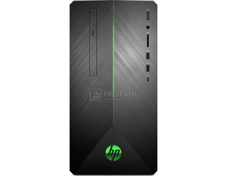 Фотография товара системный блок HP Pavilion Gaming 690-0010ur (0.00 / Ryzen 5 2600 3400MHz/ 16384Mb/ HDD+SSD 1000Gb/ AMD Radeon RX 580 8192Mb) MS Windows 10 Home (64-bit) [4JV03EA] (63662)