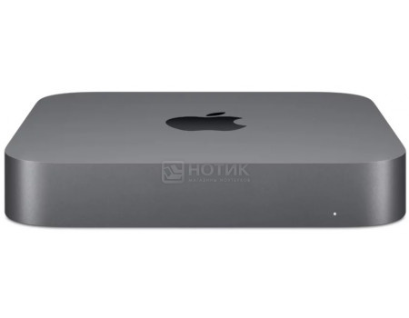 Фотография товара системный блок Apple Mac mini MRTR2RU/A (0.00 / Core i3 8100 3600MHz/ 8192Mb/ SSD / Intel UHD Graphics 620 64Mb) Mac OS X 10.14.1 (Mojave) [MRTR2RU/A] (63699)