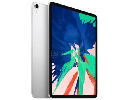 """Фотография товара планшет Apple iPad Pro 11 1Tb Wi-Fi Silver (iOS 12/A12X Bionic 2340MHz/11.00"""" 2388x1668/4096Mb/1024Gb/ ) [MTXW2RU/A] (63730)"""