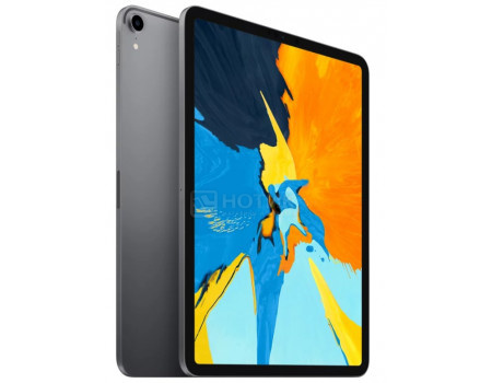 "Фотография товара планшет Apple iPad Pro 11 1Tb Wi-Fi + Cellular Space Gray (iOS 12/A12X Bionic 2340MHz/11.00"" 2388x1668/4096Mb/1024Gb/4G LTE ) [MU1V2RU/A] (63737)"