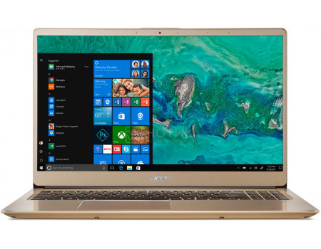 Фотография товара ноутбук Acer Swift SF315-52G-52B4 (15.60 IPS (LED)/ Core i5 8250U 1600MHz/ 8192Mb/ SSD / NVIDIA GeForce® MX150 2048Mb) MS Windows 10 Home (64-bit) [NX.GZCER.002] (63772)
