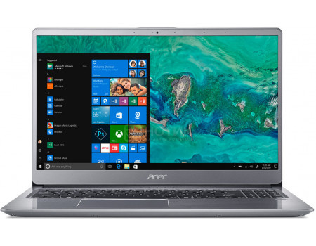 Фотография товара ноутбук Acer Swift SF315-52G-52H2 (15.60 IPS (LED)/ Core i5 8250U 1600MHz/ 8192Mb/ SSD / NVIDIA GeForce® MX150 2048Mb) MS Windows 10 Home (64-bit) [NX.GZAER.002] (63773)