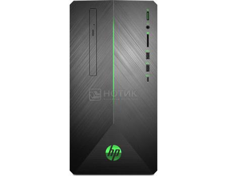 Системный блок HP Pavilion Gaming 690-0012ur (0.00 / Ryzen 7 2700 3200MHz/ 16384Mb/ HDD+SSD 1000Gb/ AMD Radeon RX 580 8192Mb) MS Windows 10 Home (64-bit) [4JS48EA]