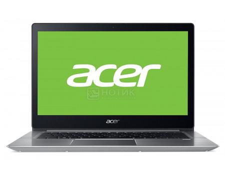 Ноутбук Acer Swift SF314-52-502T (14.00 IPS (LED)/ Core i5 7200U 2500MHz/ 8192Mb/ SSD / Intel HD Graphics 620 64Mb) MS Windows 10 Home (64-bit) [NX.GNUER.002]  - купить со скидкой