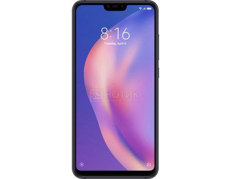 Xiaomi Mi 8 Lite 128Gb Midnight Black