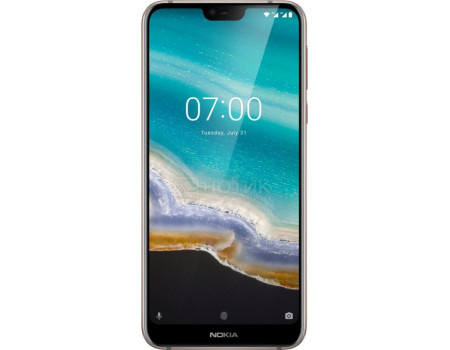 Nokia 7.1 DS 32Gb Gloss Steel