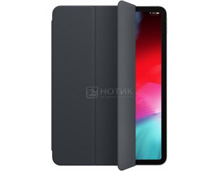 Чехол-обложка для планшета Apple iPad Pro 11 Smart Folio Charcoal Gray, Полиуретан, Темно-серый MRX72ZM/A