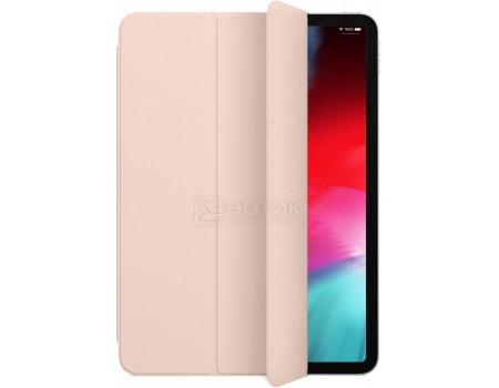 Чехол-обложка для планшета Apple iPad Pro 11 Smart Folio Soft Pink, Полиуретан, Розовый MRX92ZM/A