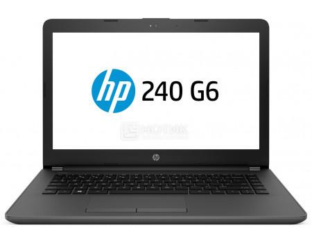 Ноутбук HP 240 G6 (14.00 TN (LED)/ Celeron Dual Core N4000 1100MHz/ 4096Mb/ SSD / Intel UHD Graphics 600 64Mb) Free DOS [4QX58EA]