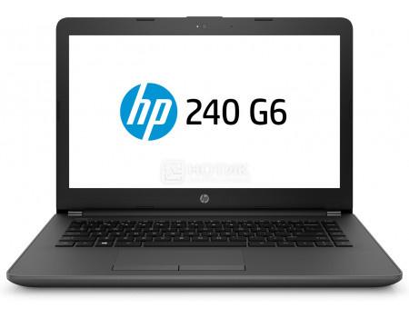 Ноутбук HP 240 G6 (14.00 TN (LED)/ Core i5 7200U 2500MHz/ 4096Mb/ SSD / Intel HD Graphics 620 64Mb) MS Windows 10 Professional (64-bit) [4QX60EA]