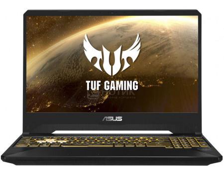 Ноутбук ASUS TUF Gaming FX505GD-BQ224 (15.60 IPS (LED)/ Core i5 8300H 2300MHz/ 8192Mb/ HDD+SSD 1000Gb/ NVIDIA GeForce® GTX 1050 4096Mb) Без ОС [90NR00T1-M04680]