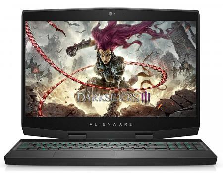 Ноутбук Dell Alienware 15 M15 (15.60 IPS (LED)/ Core i7 8750H 2200MHz/ 8192Mb/ HDD+SSD 1000Gb/ NVIDIA GeForce® GTX 1070 в дизайне MAX-Q 8192Mb) MS Windows 10 Home (64-bit) [M15-5553] фото