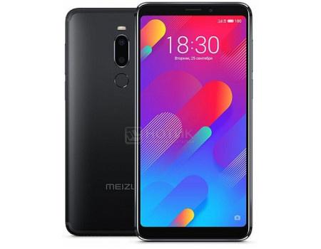 Смартфон Meizu M8 64Gb Black (Android 8.1 (Oreo)/MT6762 2000MHz/5.70