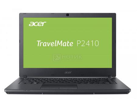 Ноутбук Acer TravelMate P2410-G2-M-34LY (14.00 TN (LED)/ Core i3 8130U 2200MHz/ 4096Mb/ HDD 500Gb/ Intel UHD Graphics 620 64Mb) MS Windows 10 Professional (64-bit) [NX.VGSER.004]