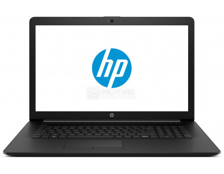 Ноутбук HP 17-by1015ur (17.30 SVA/ Core i7 8565U 1800MHz/ 8192Mb/ HDD+SSD 1000Gb/ AMD Radeon 530 4096Mb) MS Windows 10 Home (64-bit) [5SW86EA]