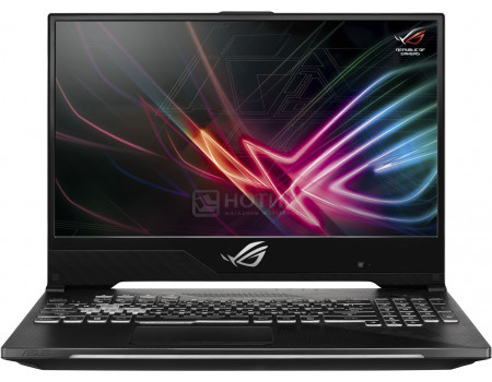 Ноутбук ASUS ROG SCAR II Edition GL504GW-ES006 (15.60 IPS (LED)/ Core i7 8750H 2200MHz/ 16384Mb/ HDD+SSD 1000Gb/ NVIDIA GeForce® RTX 2070 8192Mb) Без ОС [90NR01C1-M01340]