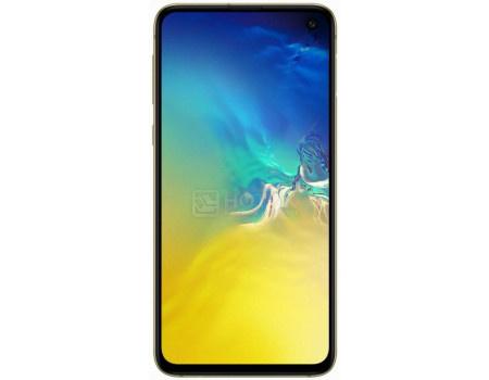 "Смартфон Samsung Galaxy S10E 128Gb SM-G970F Canary Yellow (Android 9.0 (Pie)/Exynos 9820 2700MHz/5.80"" 2280x1080/6144Mb/128Gb/4G LTE ) [SM-G970FZYDSER]"