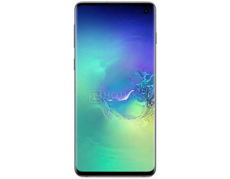 Смартфон Samsung Galaxy S10 128Gb SM-G973F Prism Green (Android 9.0 (Pie)/Exynos 9820 2700MHz/6.10