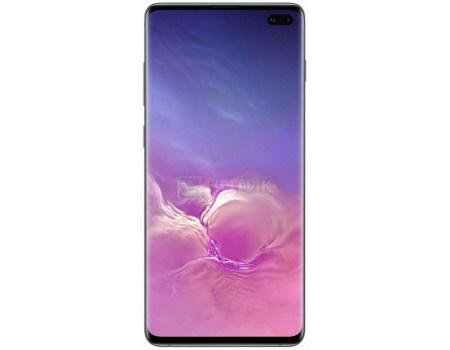 Смартфон Samsung Galaxy S10+ 128Gb SM-G975F Prism Black (Android 9.0 (Pie)/Exynos 9820 2700MHz/6.40