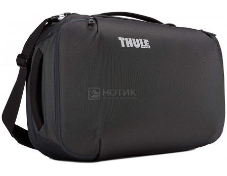 Дорожная сумка-рюкзак Thule Subterra Convertible Carry-On 40L, Нейлон, Dark Shadow, Темно-серый 3203443